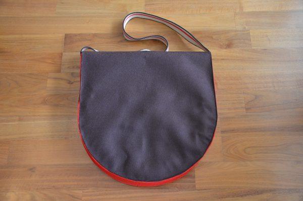 Tasche für Trommel aus strapazierfähigem Filz
