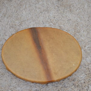ovale Trommel