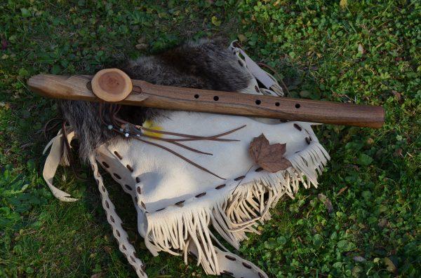 Indianerflöte oder schamanische Flöte