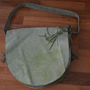Tasche Leder für Trommel