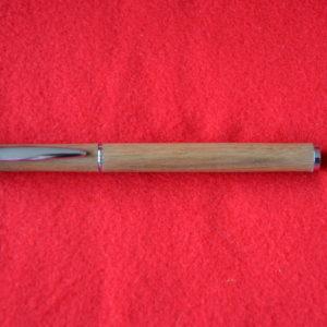 Walnuss gedrechselt Stift