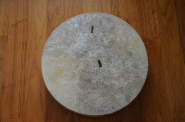 Trommel 50 Hirschhaut