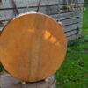 Rahmen und Klöppel für Trommel